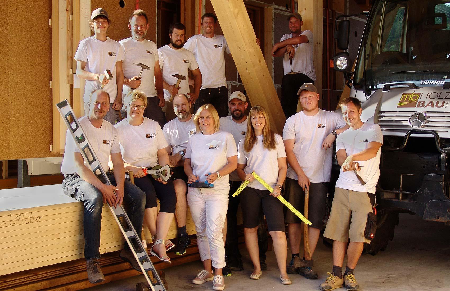 Team MB Holzbau