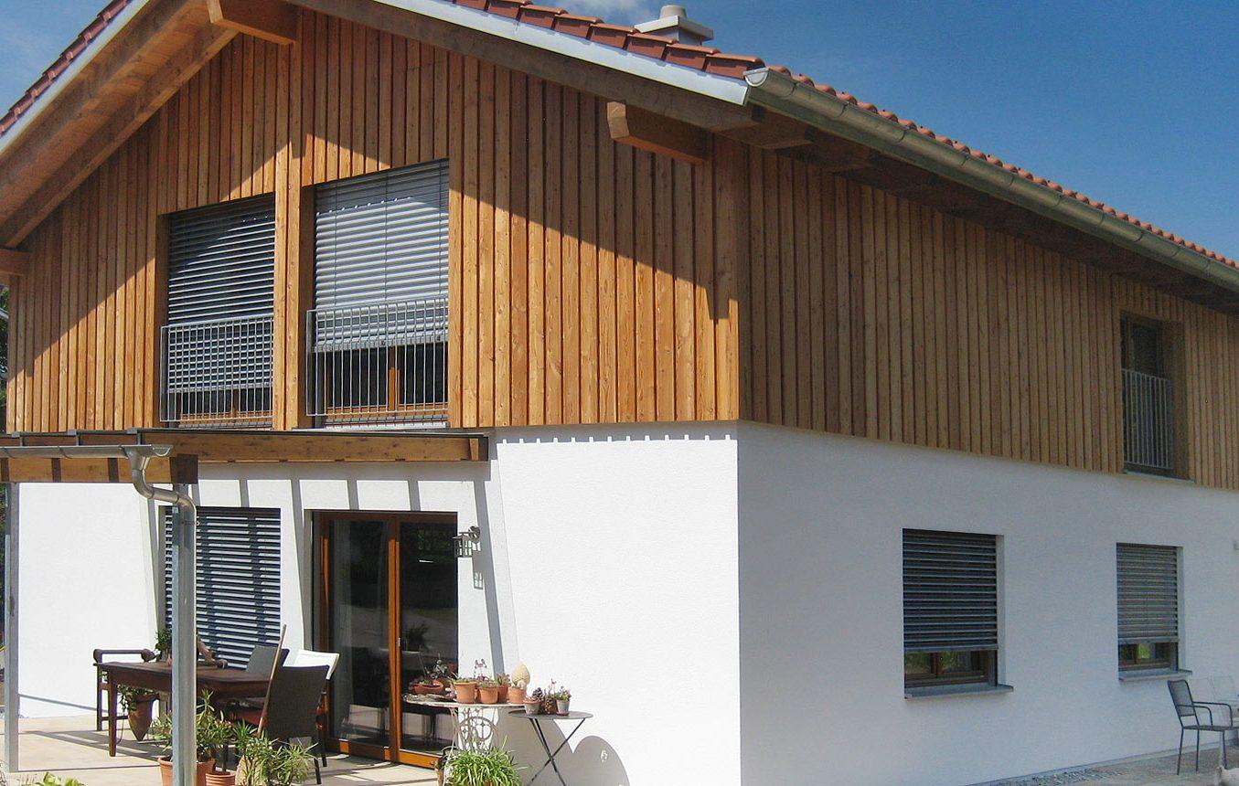 So geht Hausbau mit MB-Holzbau
