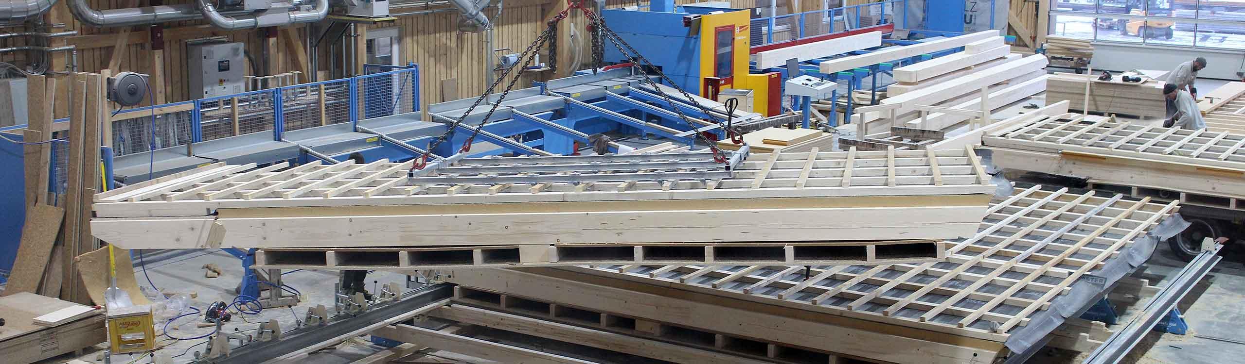 MB Holzbau GmbH - Stellenangebote